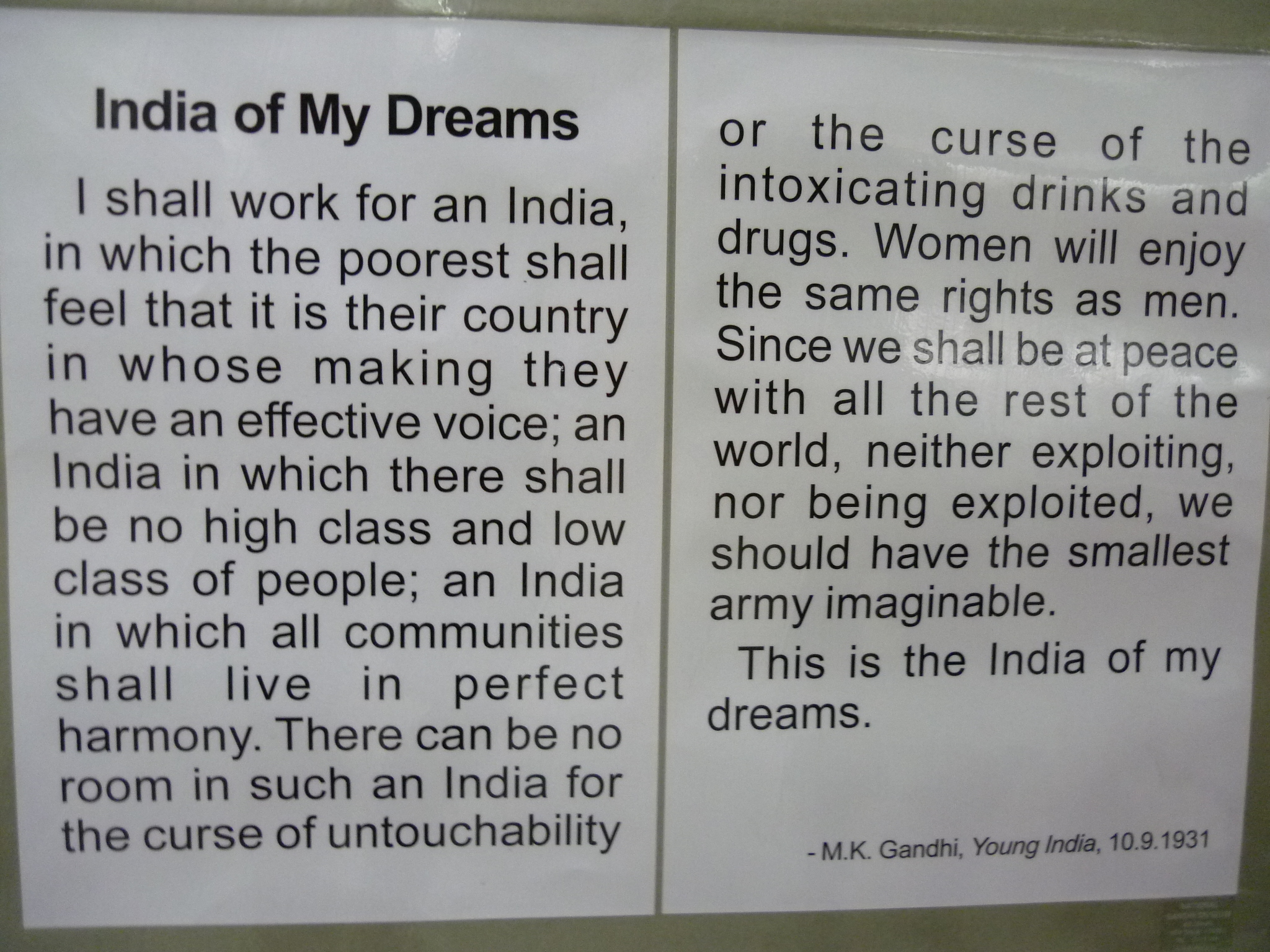 2030 my dream for india Be proud that you are an indian, proudly claim i am an indian, these are the words of swami vivekananda but today, many are asking where is my india.